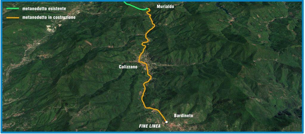 Scheda informativa Murialdo - Calizzano - Bardineto