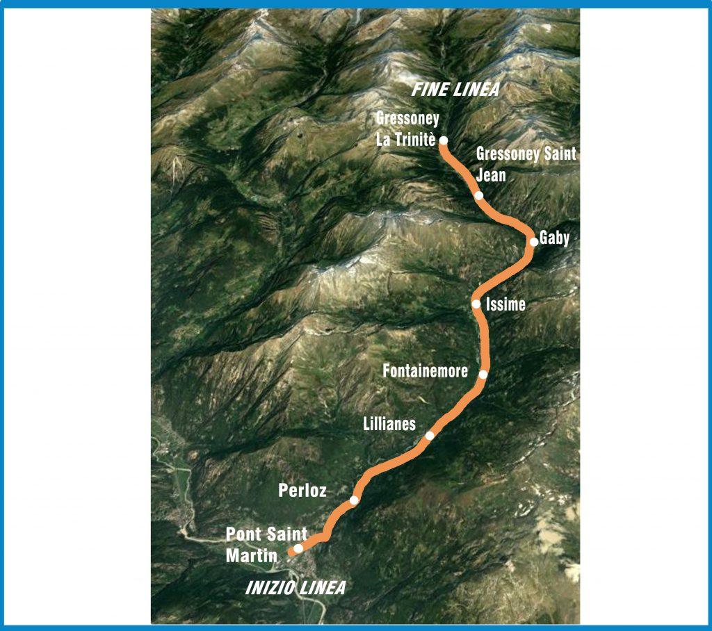 Scheda informativa Valle del Lys